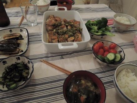 DinnerShoko20161013.JPG